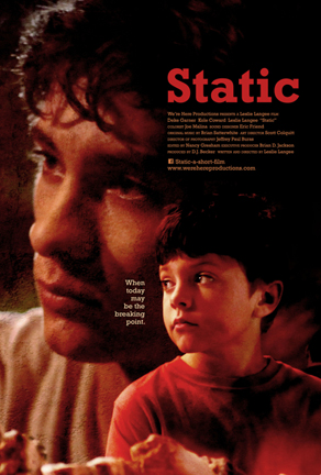 """Static"" poster"