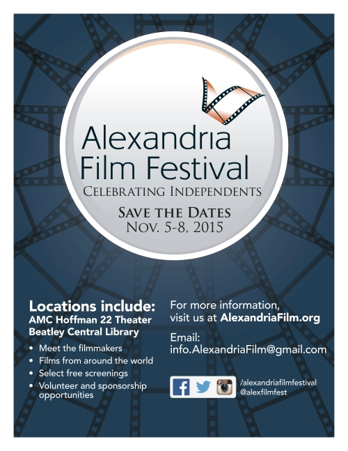 AFF Save the Date Flyer 2015